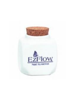 Naczynko porcelanowe z korkiem EzFlow Dappen Dish - białe