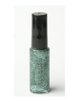 Lakier do zdobień Art Club 7ml - Aqua Glitter