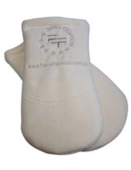 Rękawice ocieplane EF (para) - kremowe