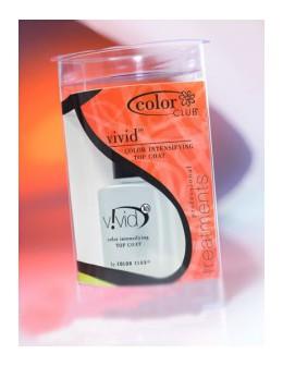 Utwardzacz Color Club Vivid Color Intensifying Top Coat 15ml