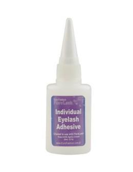 Klej do rzęs EF Individual Eyelash Adhesive 20ml - przezroczysty