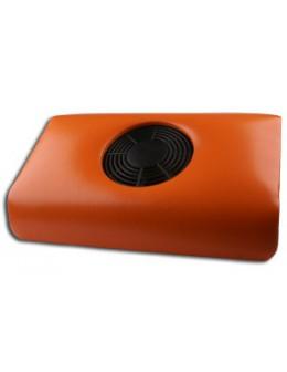 Pochłaniacz pyłu Nail Dust - pomarańczowy