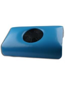 Pochłaniacz pyłu Nail Dust - niebieski