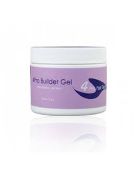 Żel 4Pro Nail Tech 60ml - Builder Gel