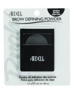 Puder do brwi Ardell Brow Defining Powder 2.2g - Soft Black