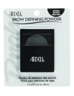 Puder do brwi Ardell Brow Defining Powder 2.2g - Soft Black
