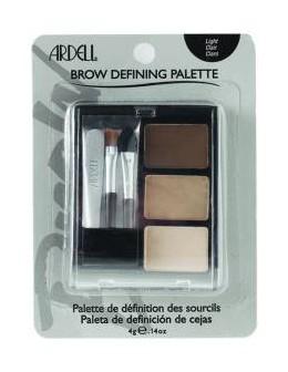 Cienie do brwi Ardell Brow Defining Palette 4g - Light