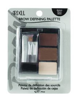 Cienie do brwi Ardell Brow Defining Palette 4g - Medium