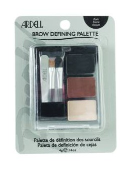 Cienie do brwi Ardell Brow Defining Palette 4g - Dark